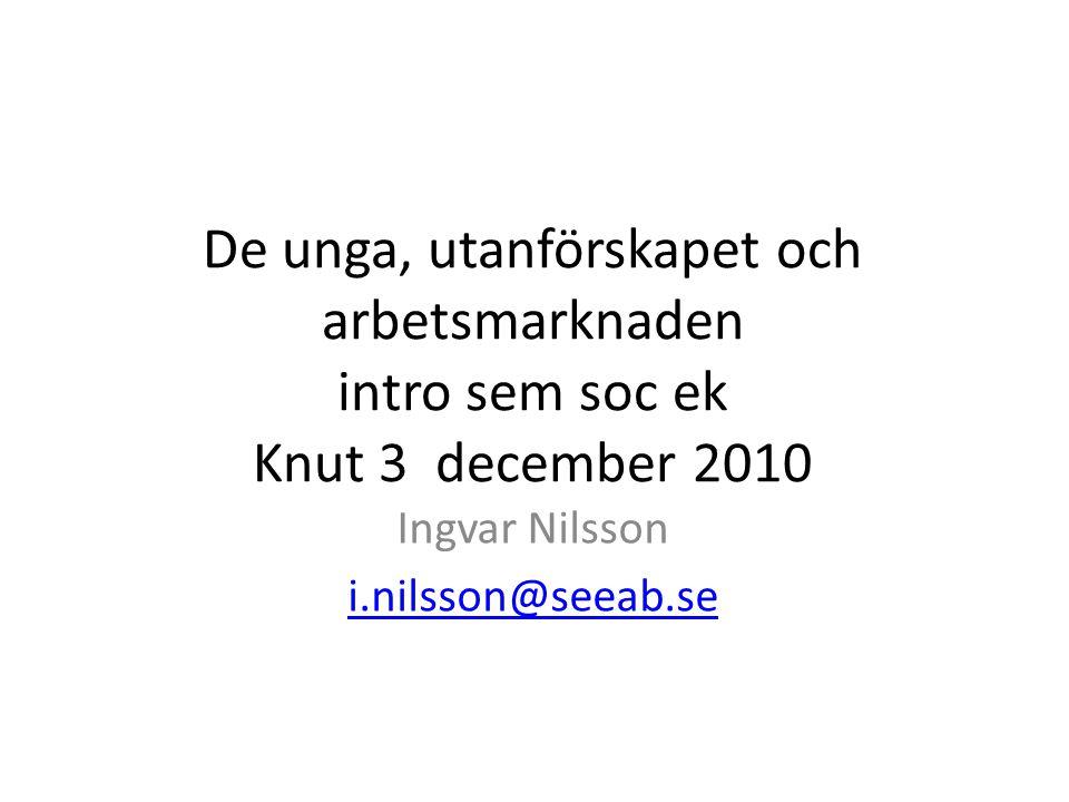 Ingvar Nilsson i.nilsson@seeab.se