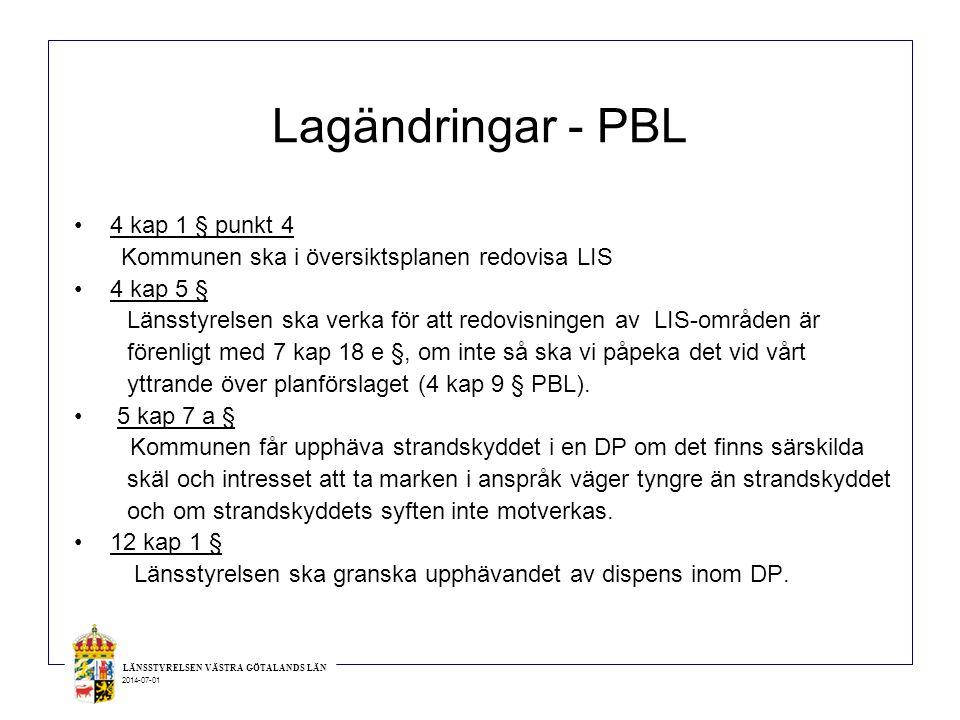 Lagändringar - PBL 4 kap 1 § punkt 4