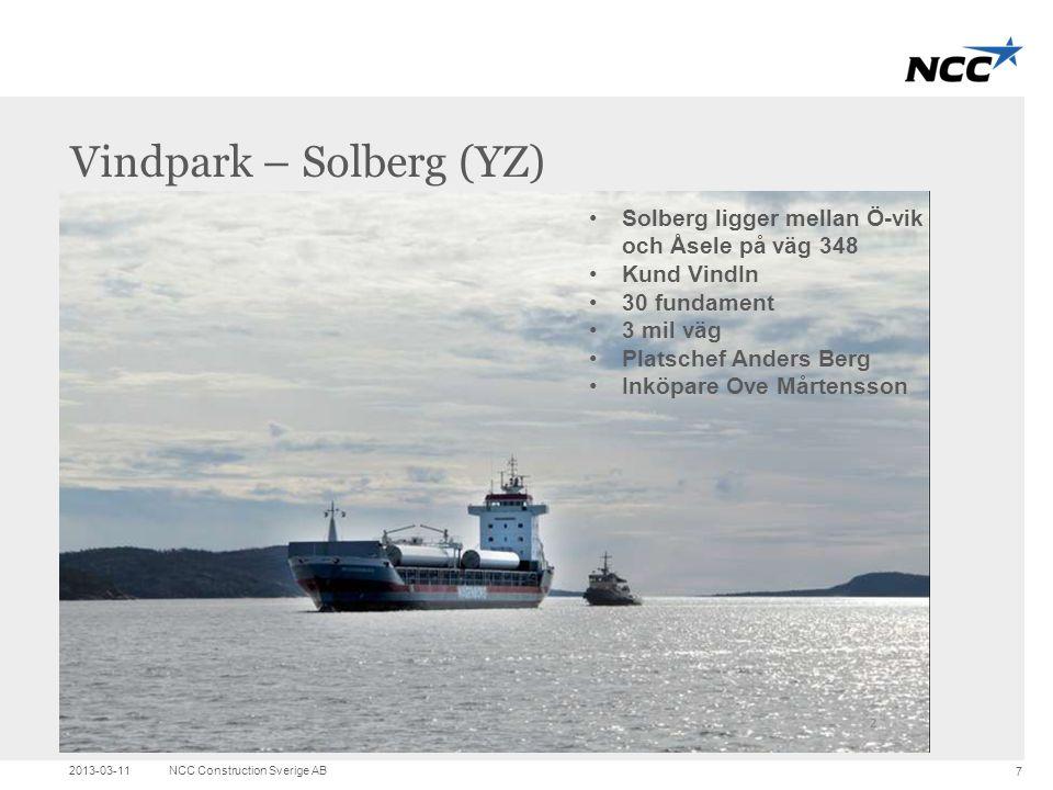 Vindpark – Solberg (YZ)