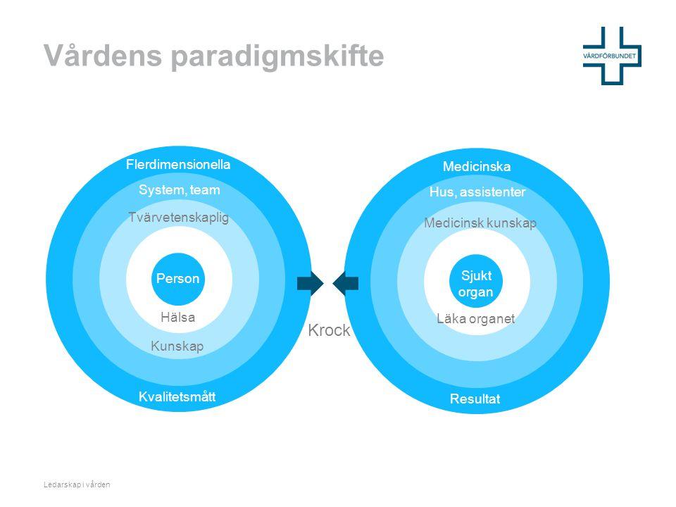 Vårdens paradigmskifte