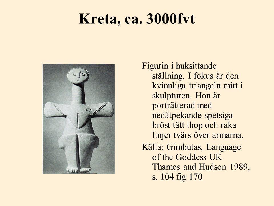 Kreta, ca. 3000fvt
