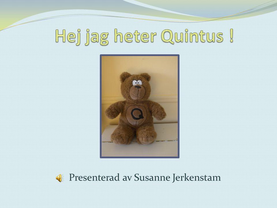 Presenterad av Susanne Jerkenstam