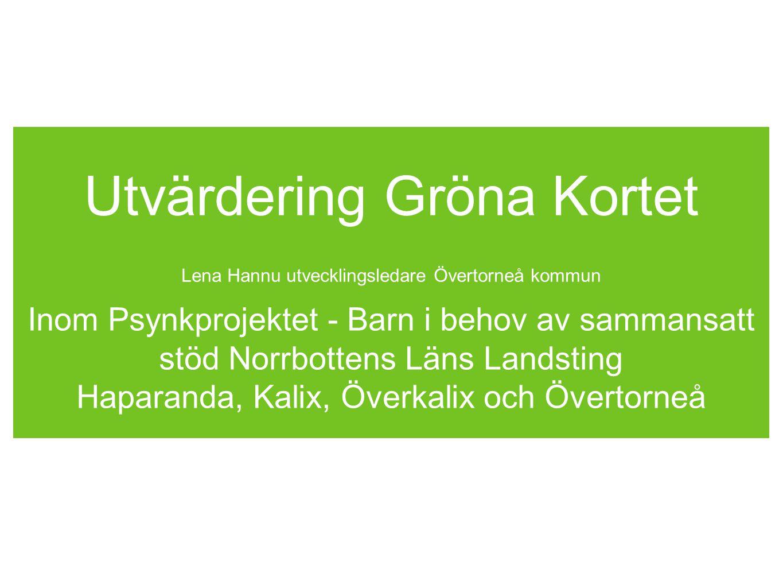 Haparanda, Kalix, Överkalix och Övertorneå