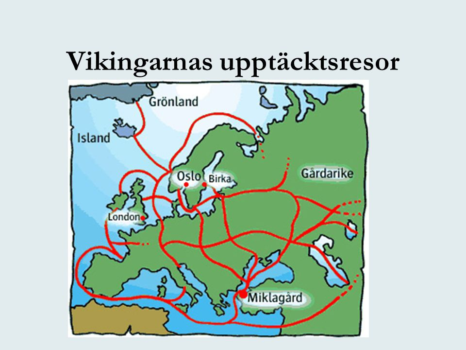 Vikingarnas upptäcktsresor
