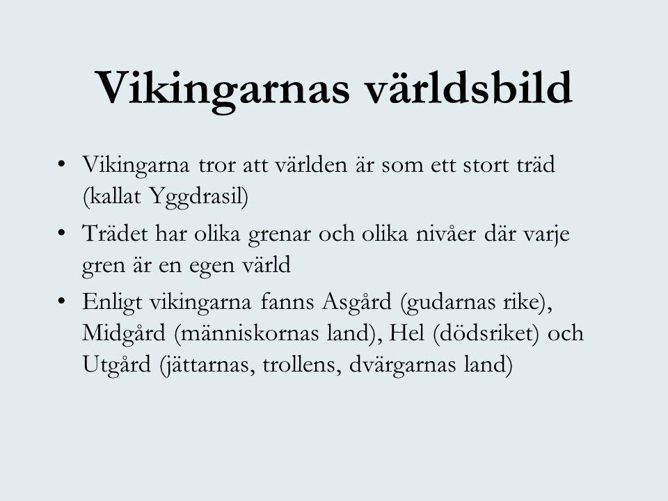 Vikingarnas världsbild