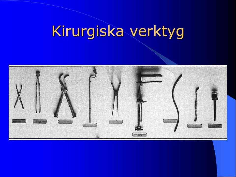 Kirurgiska verktyg