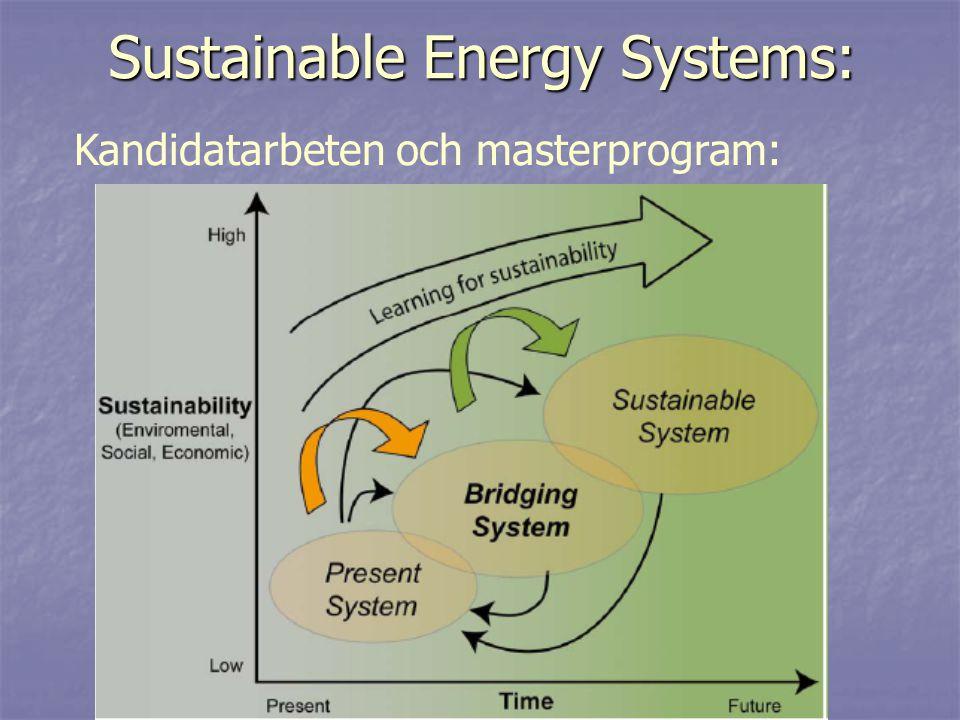 Välkomna till kursen i Energiomvandling i läsperiod II!
