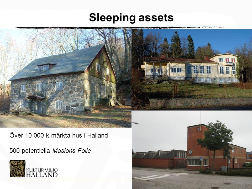 Sleeping assets KEA rapporten Bilindustrin 273 miljarder euro