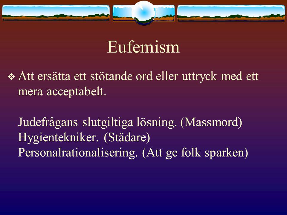 Eufemism