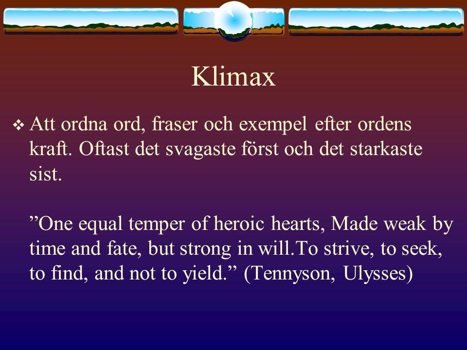 Klimax