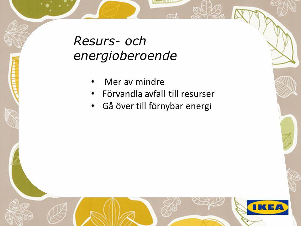 Resurs- och energioberoende