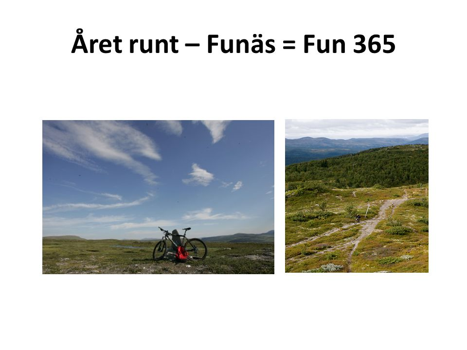 Året runt – Funäs = Fun 365