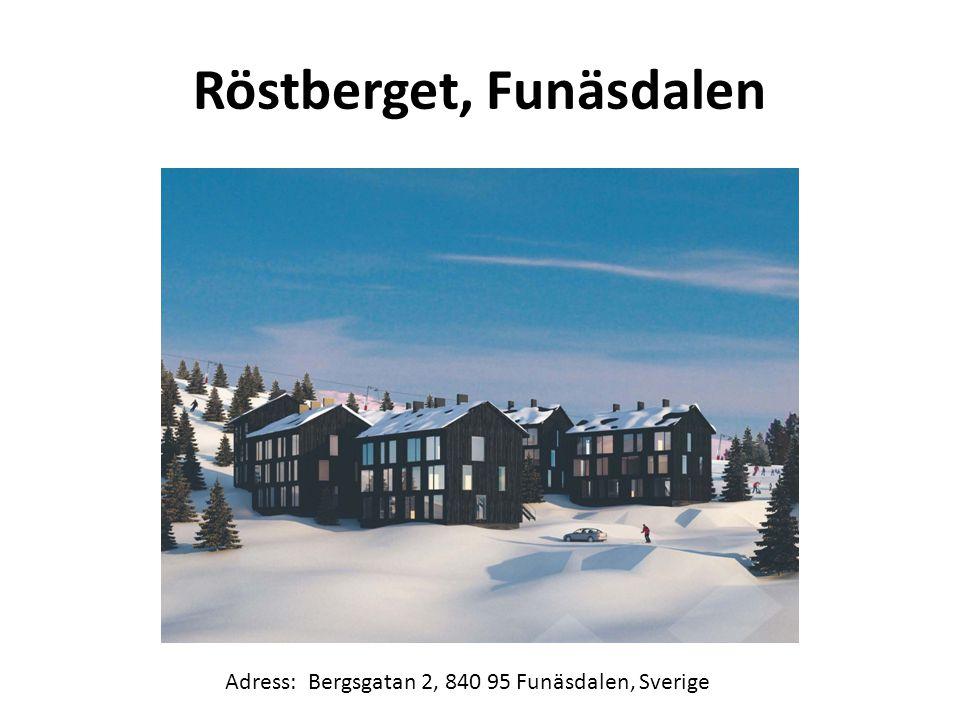 Röstberget, Funäsdalen