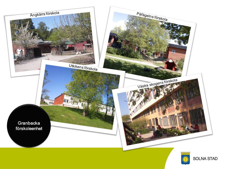 Västra skogens förskola