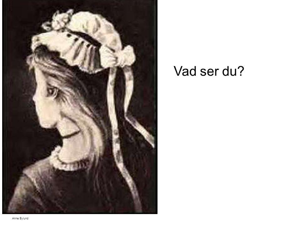 Vad ser du Anne Bylund