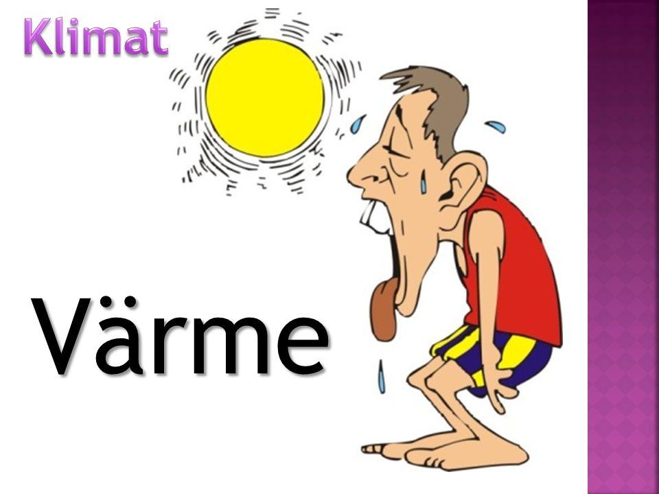 Klimat Värme