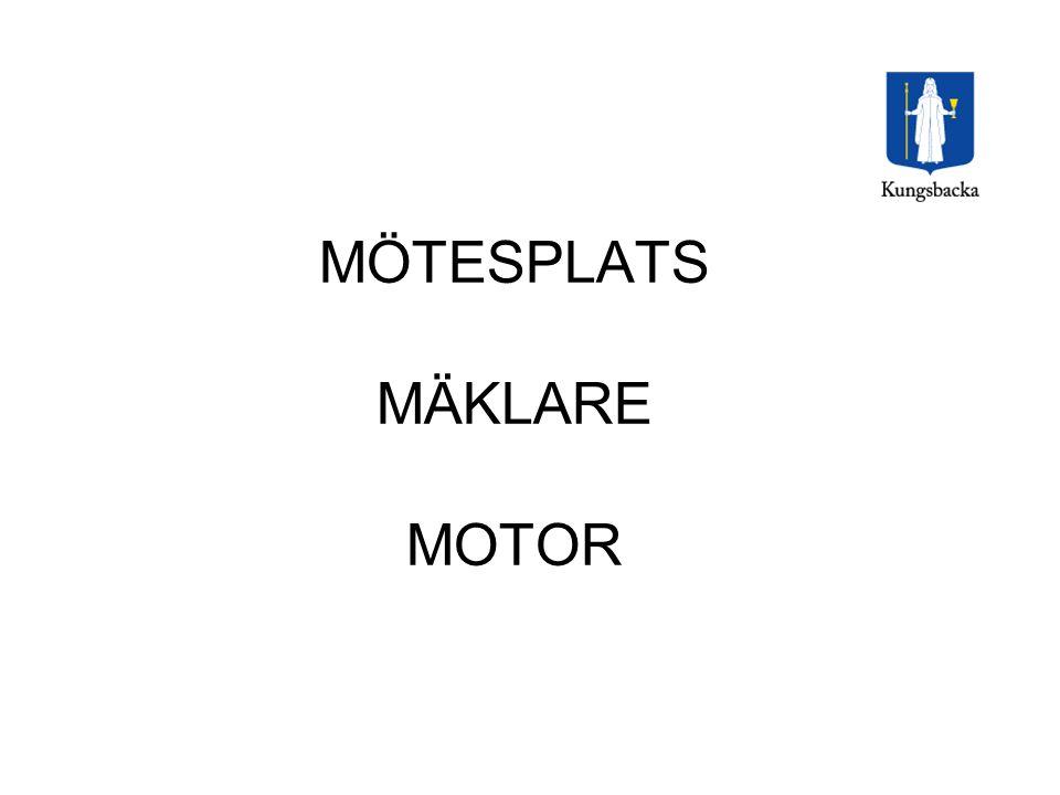 MÖTESPLATS MÄKLARE MOTOR