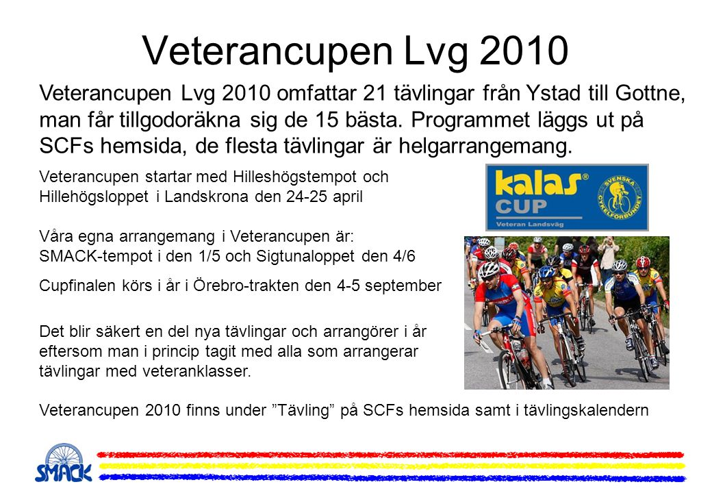 Veterancupen Lvg 2010
