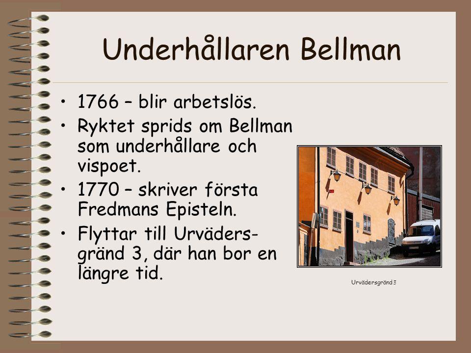 Underhållaren Bellman