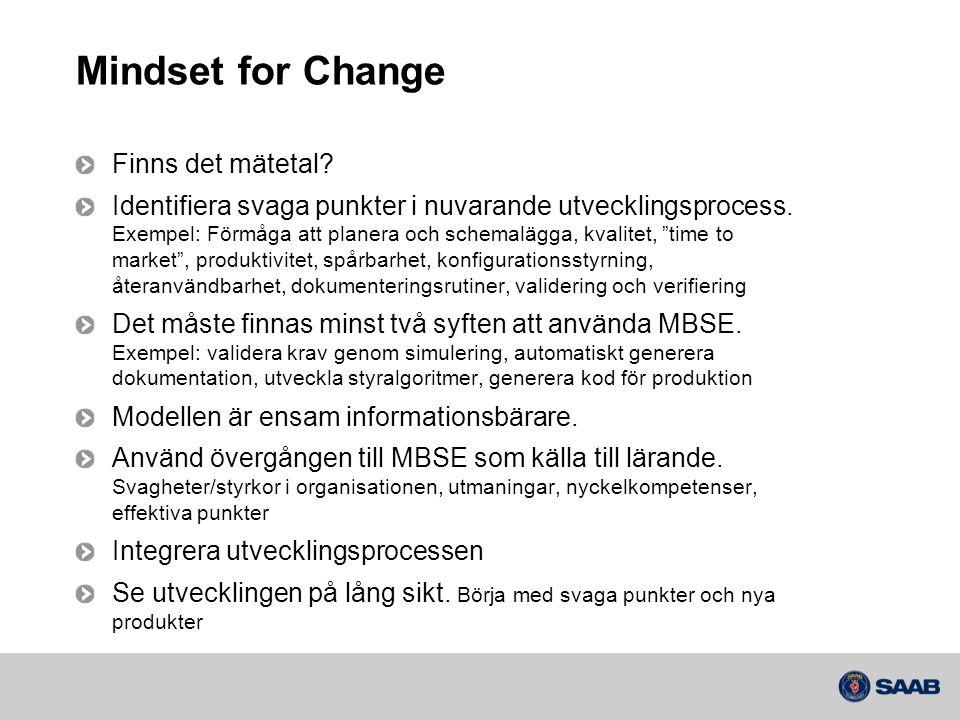 Mindset for Change Finns det mätetal