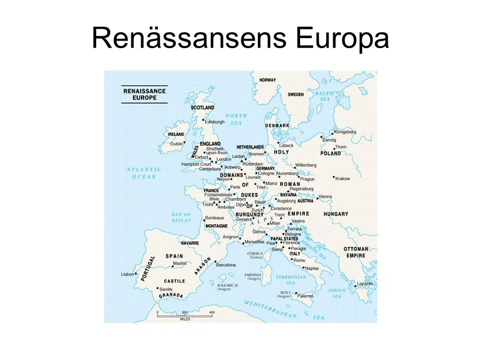 Renässansens Europa