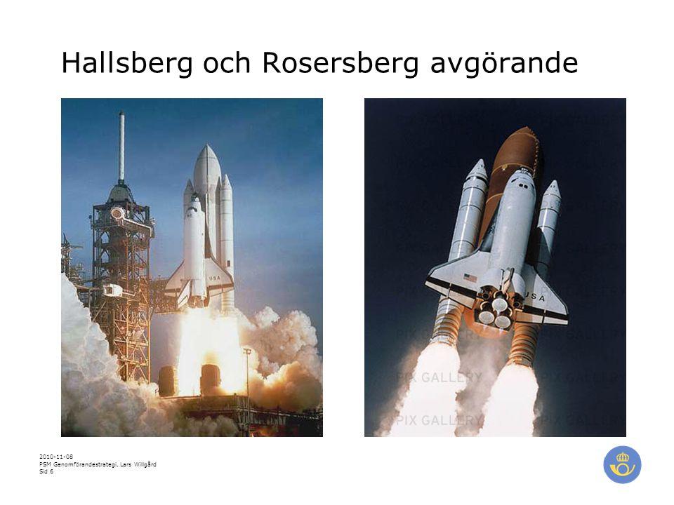 Hallsberg och Rosersberg avgörande