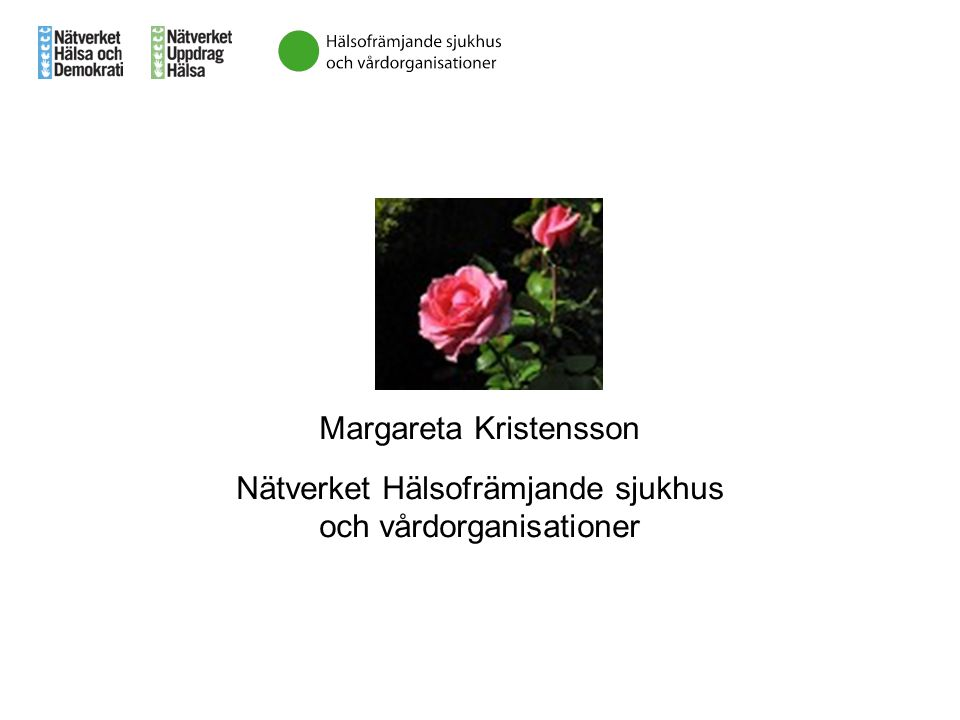 Margareta Kristensson