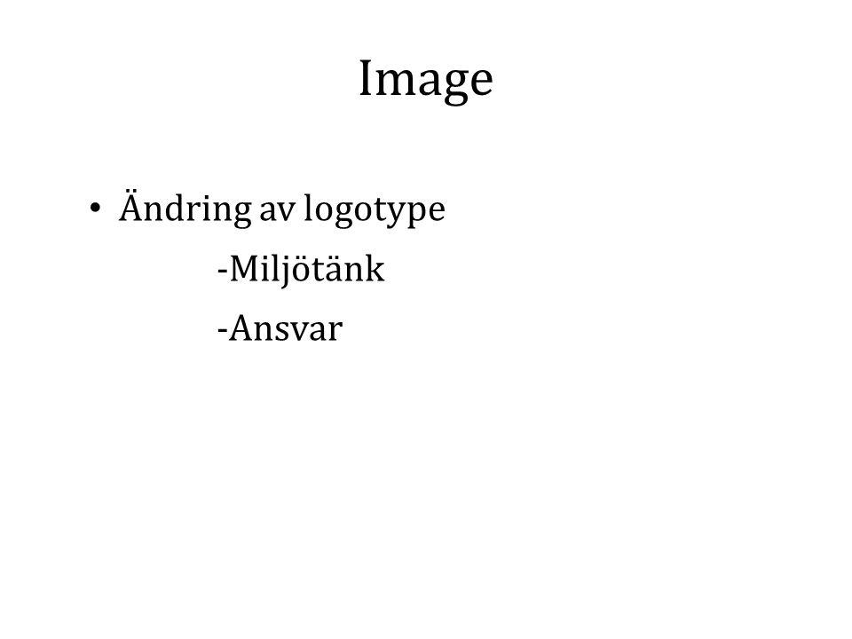 Image Ändring av logotype Miljötänk Ansvar