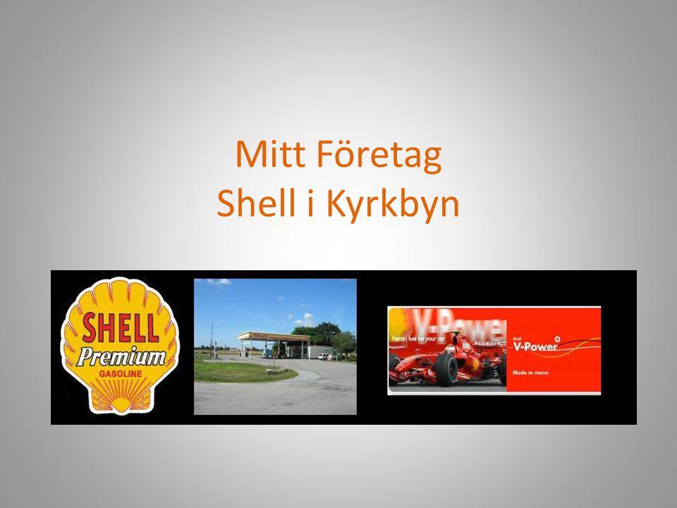 Mitt Företag Shell i Kyrkbyn