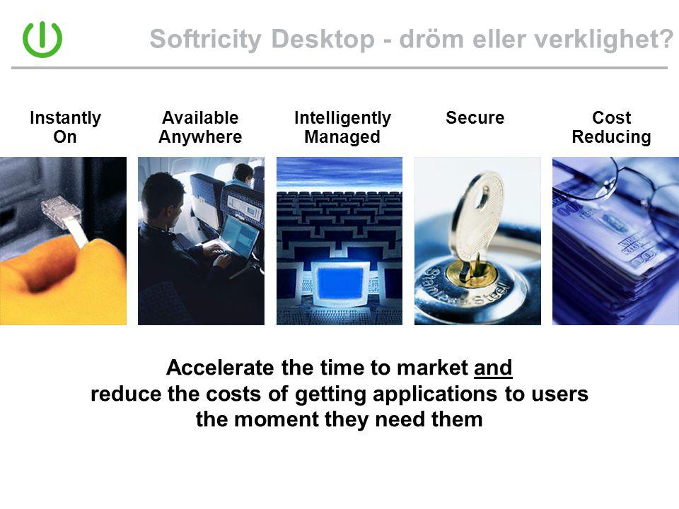 Softricity Desktop - dröm eller verklighet