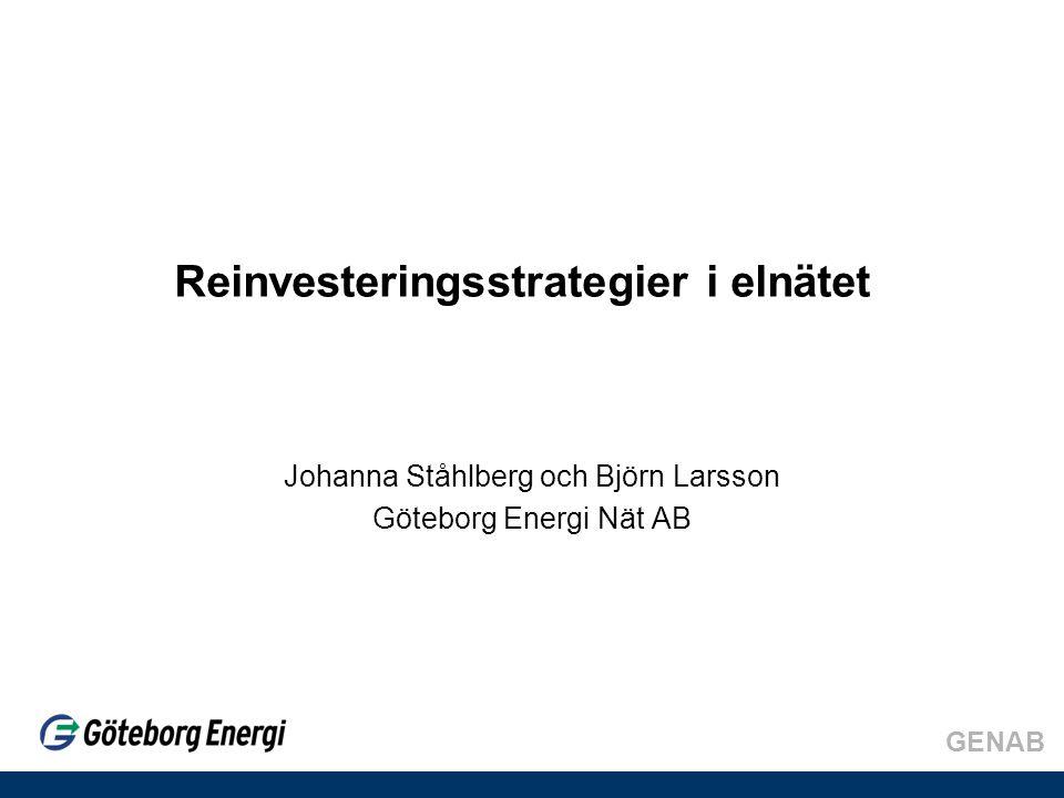 Reinvesteringsstrategier i elnätet