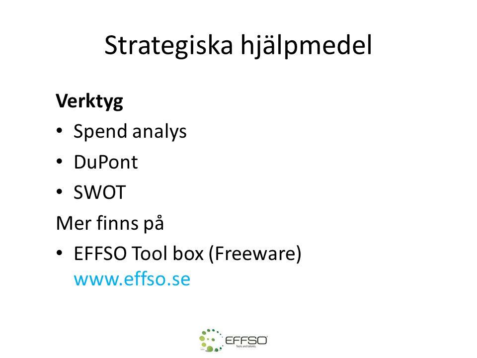 Strategiska hjälpmedel