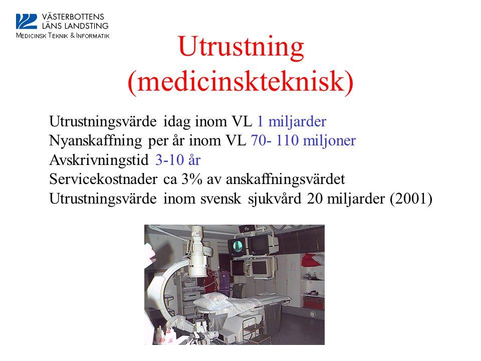 Utrustning (medicinskteknisk)