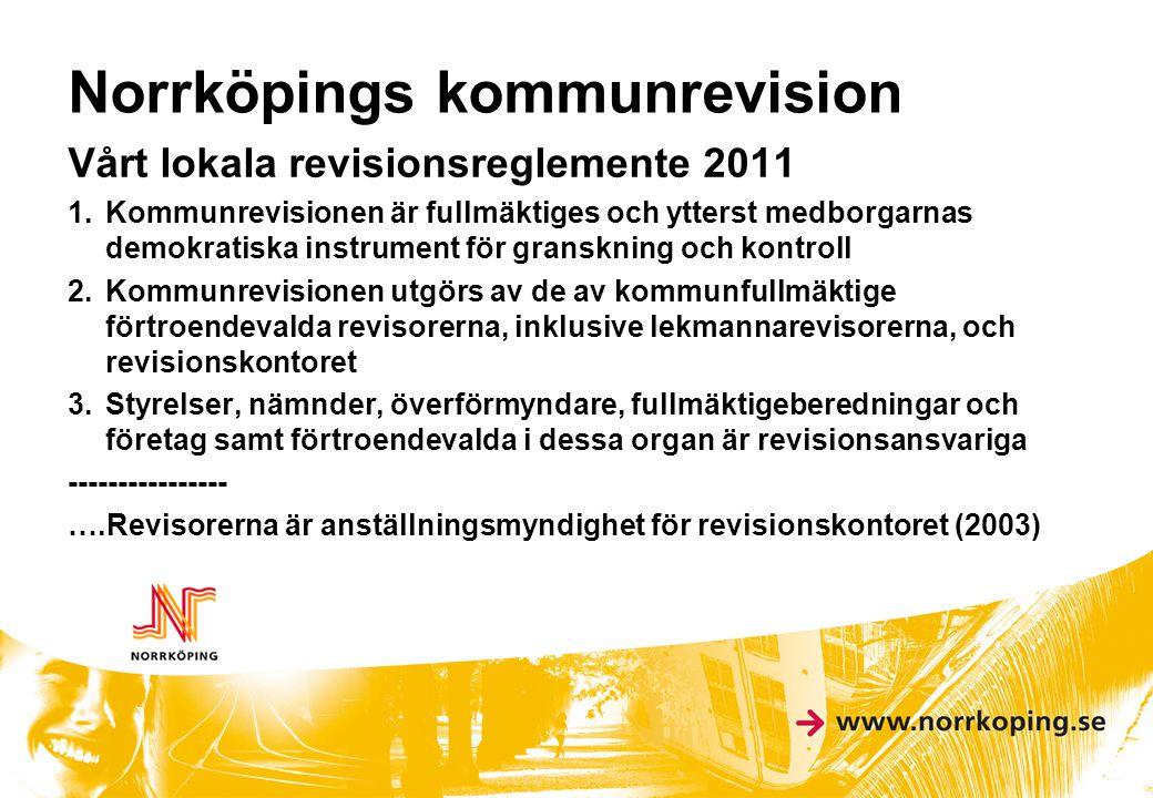 Norrköpings kommunrevision