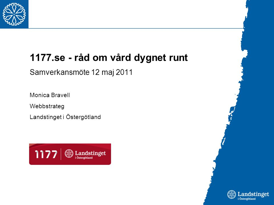 1177.se - råd om vård dygnet runt