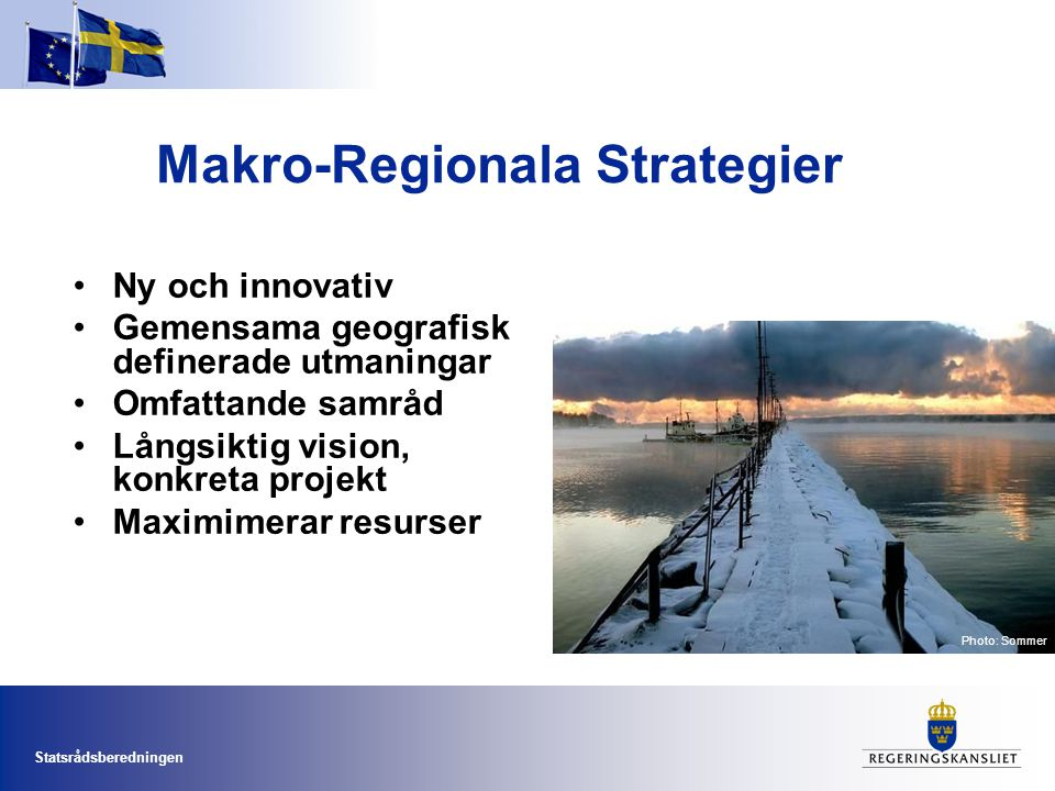 Makro-Regionala Strategier