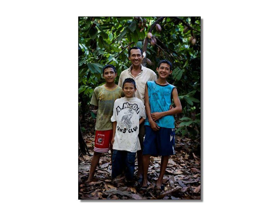 Bilden är från Peru, 2009