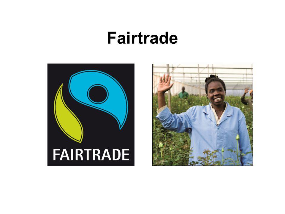 Fairtrade Bilden är från Kenya 2009 3