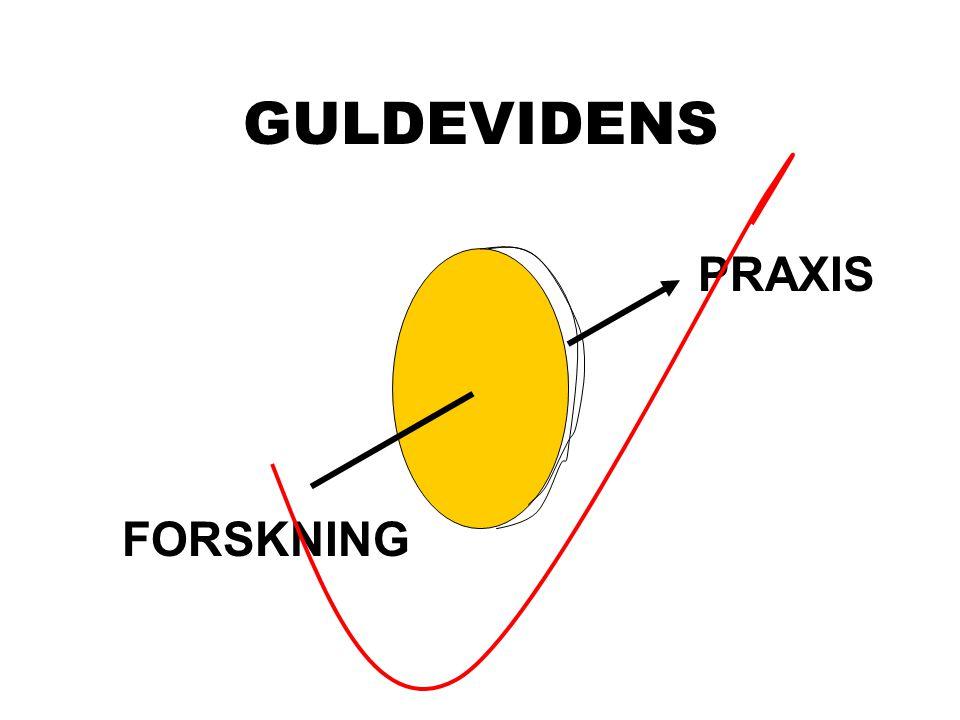 GULDEVIDENS PRAXIS FORSKNING