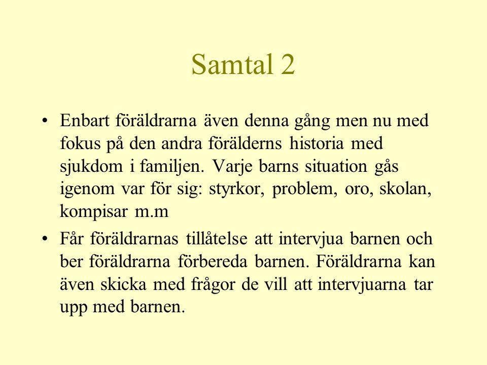 Samtal 2