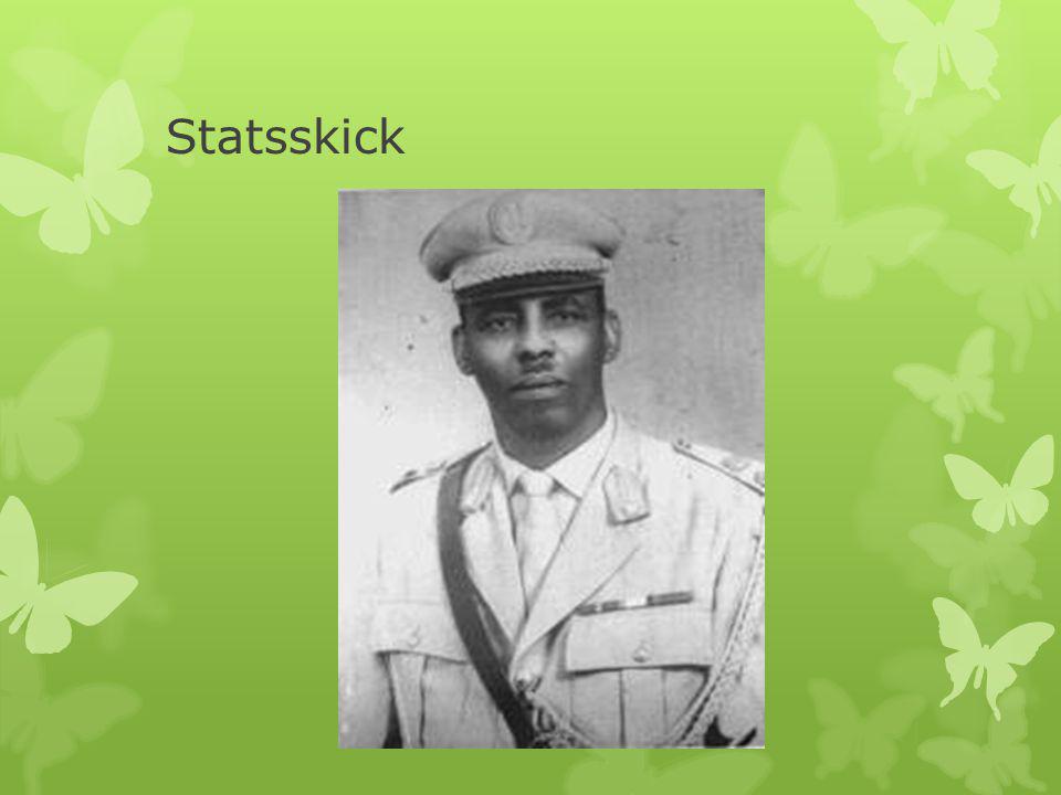 Statsskick