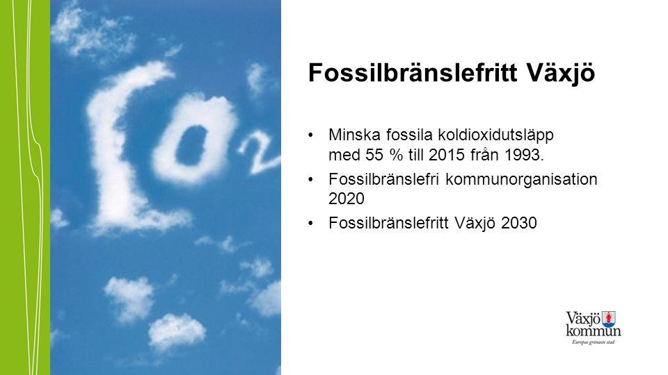 Fossilbränslefritt Växjö