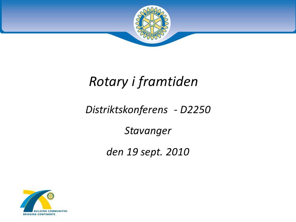 Distriktskonferens - D2250