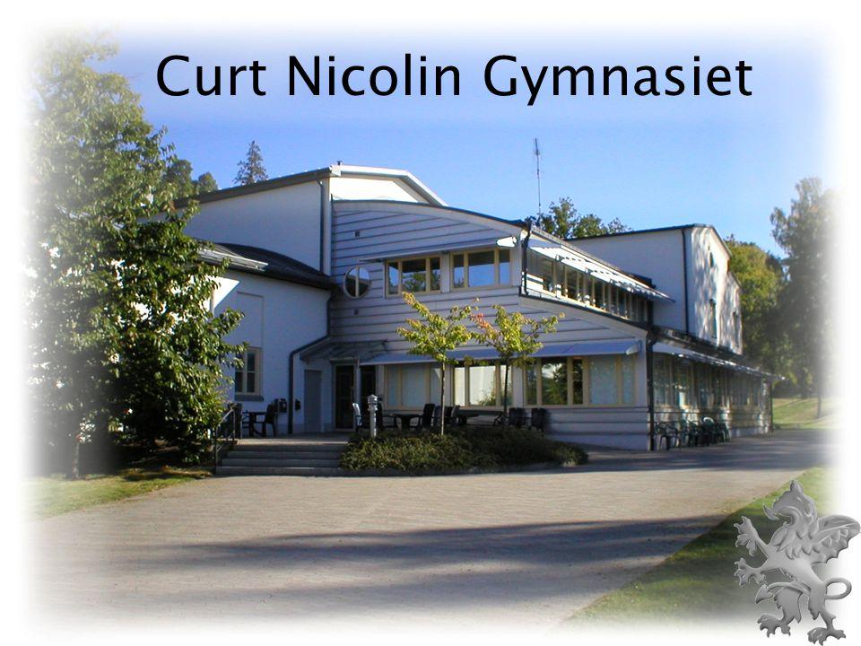 Curt Nicolin Gymnasiet