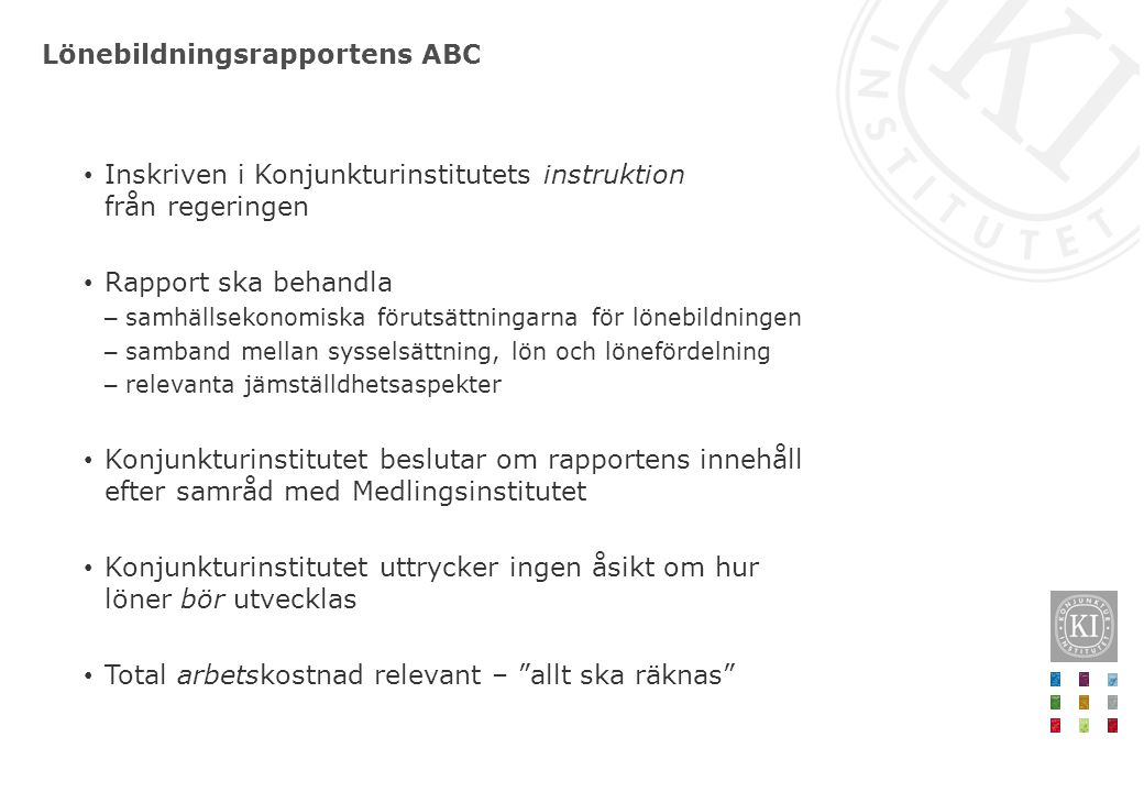 Lönebildningsrapportens ABC