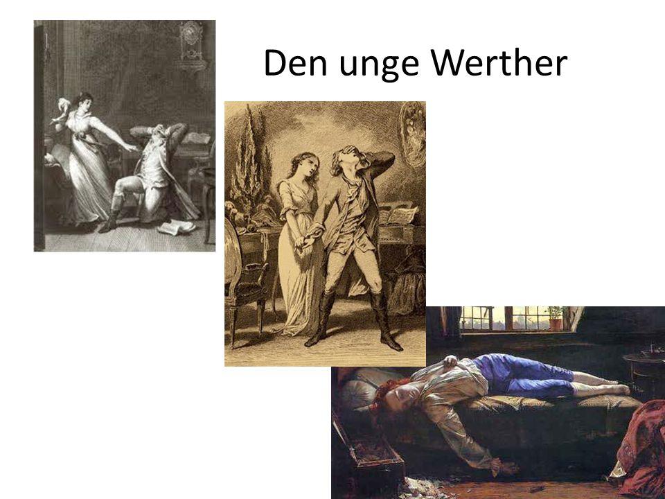 Den unge Werther