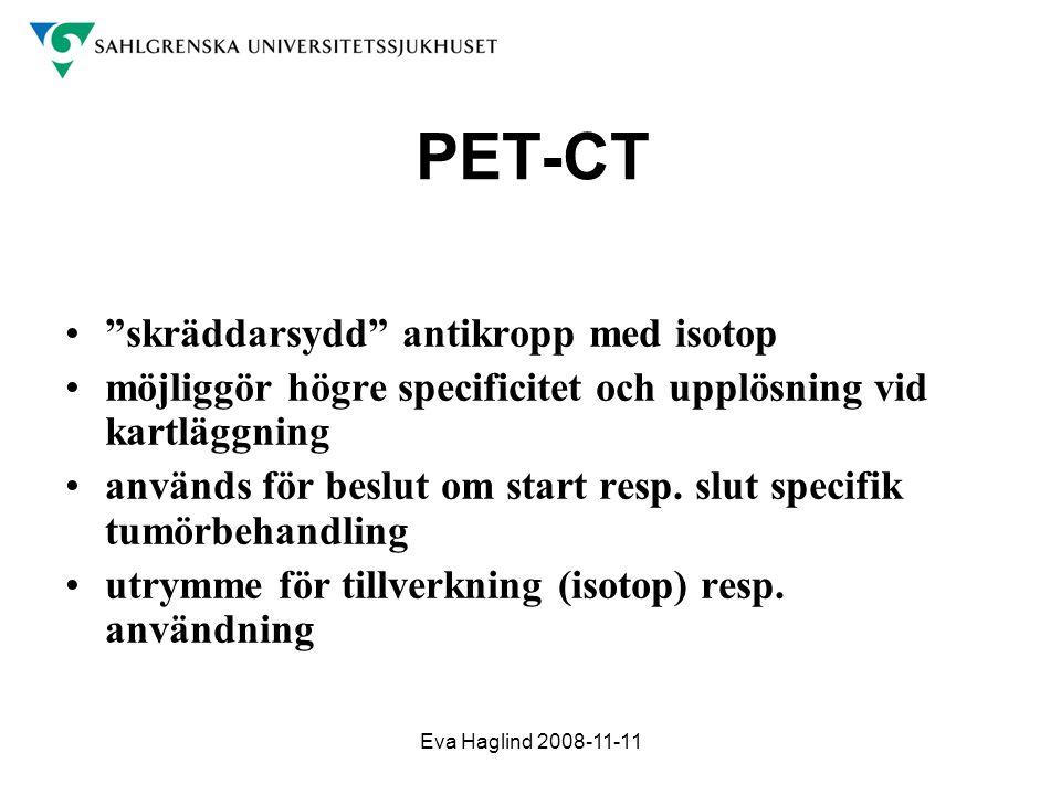 PET-CT skräddarsydd antikropp med isotop