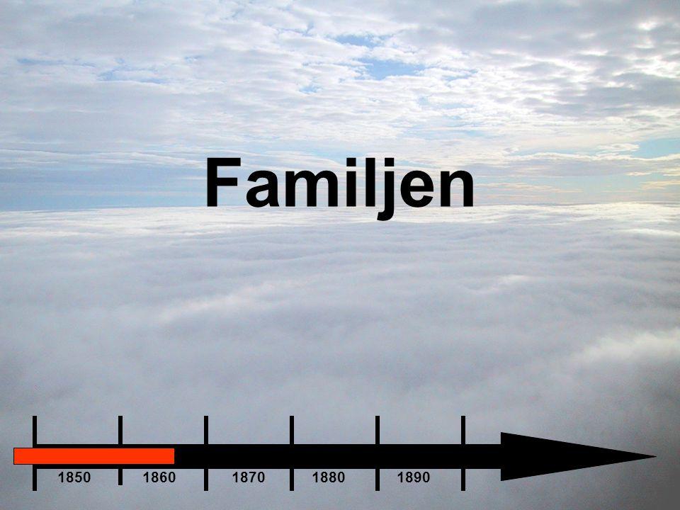 Familjen 1850 1860 1870 1880 1890