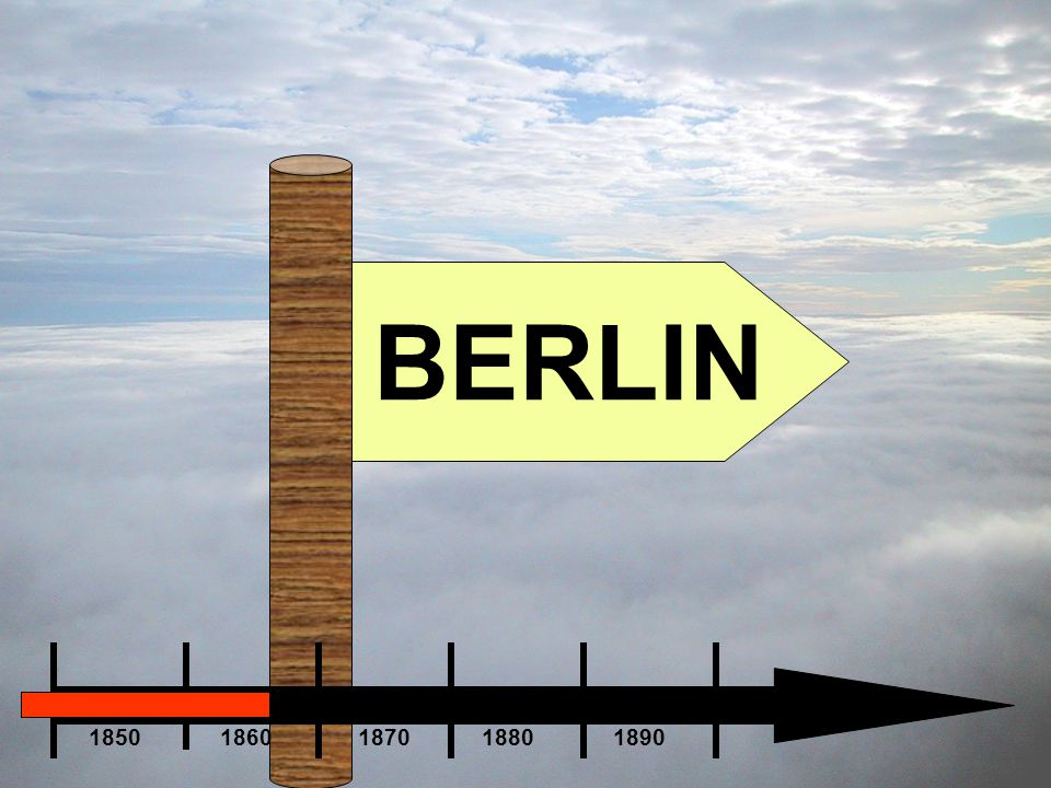 BERLIN 1850 1860 1870 1880 1890