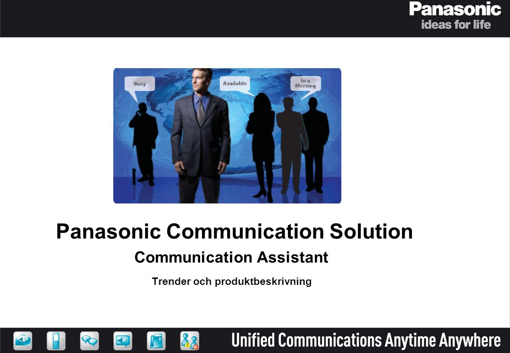 Panasonic Communication Solution